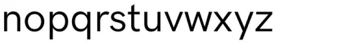 HK Grotesk Pro Book Font LOWERCASE