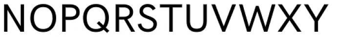 HK Grotesk Pro Medium Font UPPERCASE