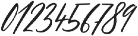 HLF - Montreal Slant otf (400) Font OTHER CHARS