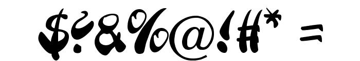 HL Giotmuc Font OTHER CHARS