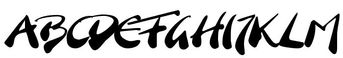 HL Giotmuc Font UPPERCASE