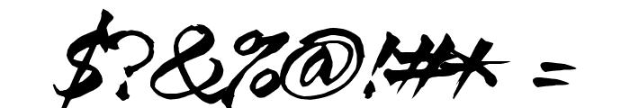 HL Netbutlong Font OTHER CHARS