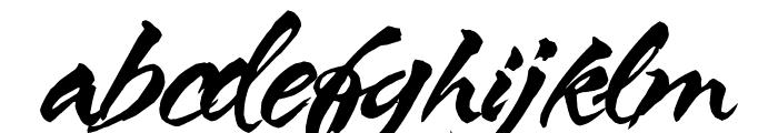 HL Netbutlong Font LOWERCASE