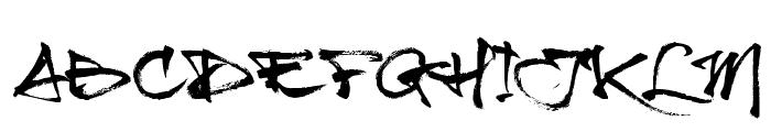 HL-Thufap5-Unicode Font UPPERCASE