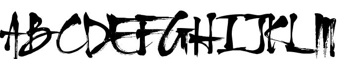 HL Thuphap 1BK upgrade Font UPPERCASE