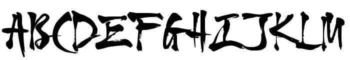 HL Thuphap 3BK upgrade Font UPPERCASE