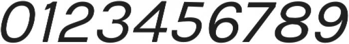 Hobart Sans oblique ttf (400) Font OTHER CHARS