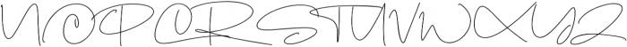 Hobbies otf (400) Font UPPERCASE