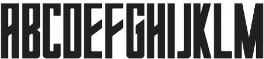 Hobric Round ttf (400) Font LOWERCASE