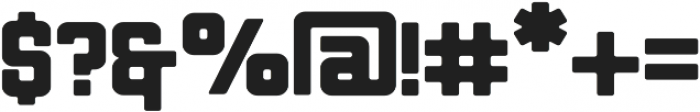Hochstadt Serif ttf (400) Font OTHER CHARS