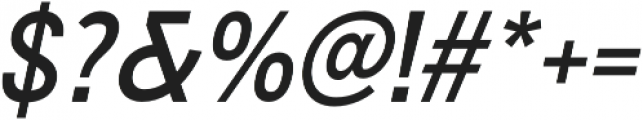 Hodgeson Italic otf (400) Font OTHER CHARS