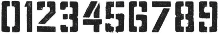 Hogwild Medium otf (500) Font OTHER CHARS