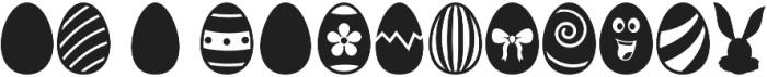 Holidaiki Symbols otf (400) Font UPPERCASE