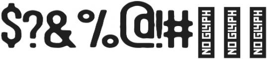 Holluise Regular otf (400) Font OTHER CHARS