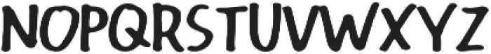 Hollybear Sans otf (400) Font UPPERCASE