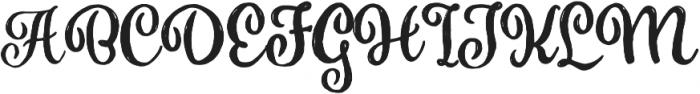 Hollycakes otf (400) Font UPPERCASE