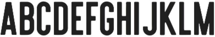 Holtzman Rounded otf (400) Font UPPERCASE
