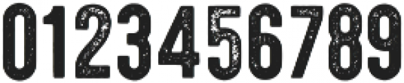 Holtzman Textured otf (400) Font OTHER CHARS