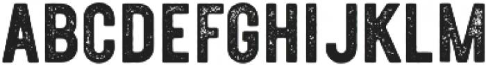 Holtzman Textured otf (400) Font LOWERCASE
