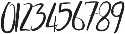 Holy Mountain Style otf (400) Font OTHER CHARS