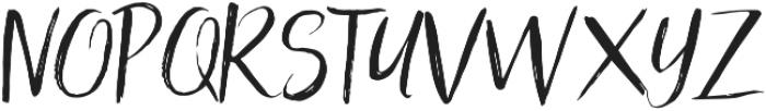 Holy Mountain Style otf (400) Font UPPERCASE