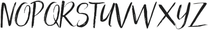 Holy Mountain otf (400) Font UPPERCASE