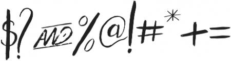 Holy Mountain v.2 otf (400) Font OTHER CHARS
