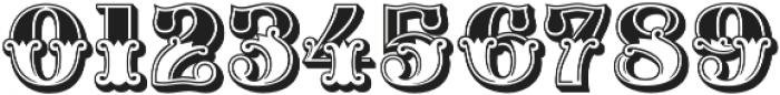 Home Style Plain Regular otf (400) Font OTHER CHARS