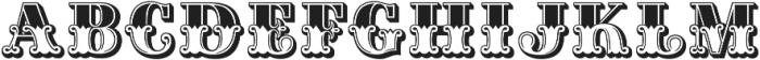 Home Style Plain Regular otf (400) Font UPPERCASE
