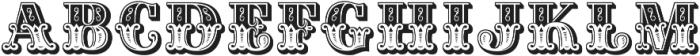 Home Style Regular otf (400) Font UPPERCASE