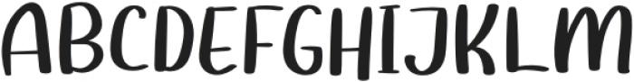 Homework-Regular otf (400) Font UPPERCASE