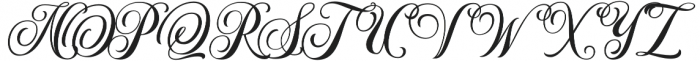 Hondurhas otf (400) Font UPPERCASE