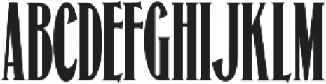Honest Merchant ttf (400) Font UPPERCASE