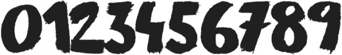 HoneyBunny otf (400) Font OTHER CHARS