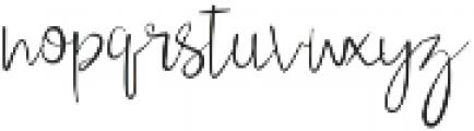 Honeycomb otf (400) Font LOWERCASE