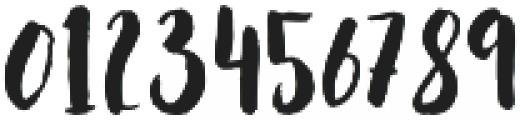 Honeyflower otf (400) Font OTHER CHARS
