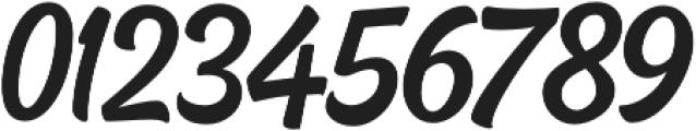 Hoodson Script otf (400) Font OTHER CHARS
