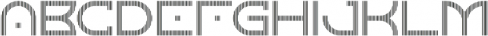 Horizon Linestwo otf (400) Font LOWERCASE