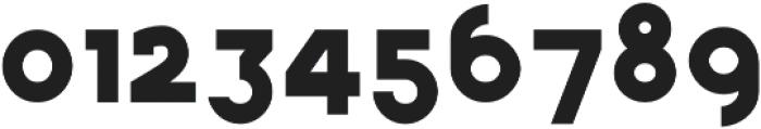Hossa Black otf (900) Font OTHER CHARS