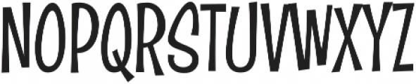 Hot Streak PB Regular otf (400) Font UPPERCASE