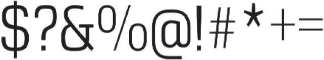 Hotdogger Sans otf (400) Font OTHER CHARS