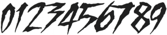 Hotfunk Clean otf (400) Font OTHER CHARS