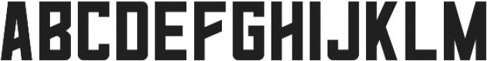 Hoverage otf (400) Font LOWERCASE