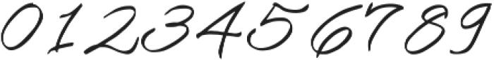 Howar Script otf (400) Font OTHER CHARS