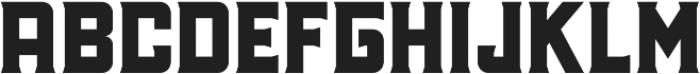 Howards Four Regular otf (400) Font LOWERCASE