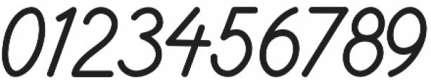 Howards Nine Regular otf (400) Font OTHER CHARS