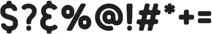 Howards One Regular otf (400) Font OTHER CHARS