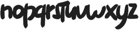 However Store Vintage otf (400) Font LOWERCASE