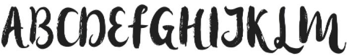 hollic otf (400) Font UPPERCASE