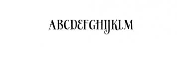 HoneyBee.otf Font LOWERCASE